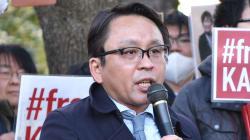文筆家の菅野完氏、日本人女性への傷害罪でアメリカで起訴。裁判に出廷せず、20年間「逃亡」状態に