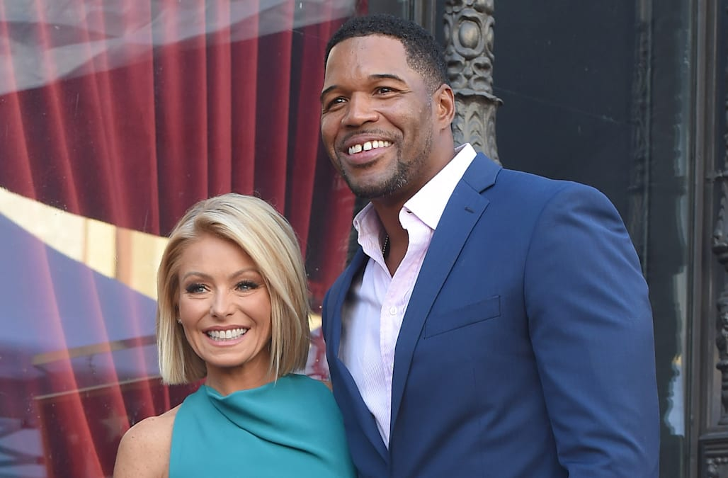 Kelly Ripas New Co Host 2020 Kelly Ripa crushing ex co host Michael Strahan in ratings: report