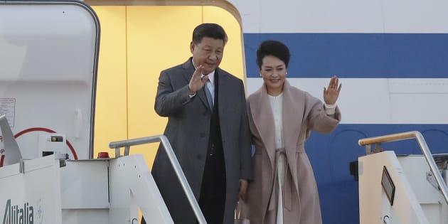 Xi Jinping è arrivato in Italia: al seguito del presidente c