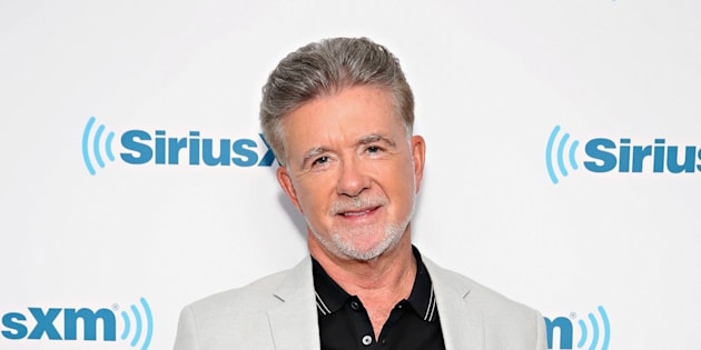 NEW YORK, NY - SEPTEMBER 12:  Actor Alan Thicke visits the SiriusXM Studios on September 12, 2016 in New York City.  (Photo by Cindy Ord/Getty Images)