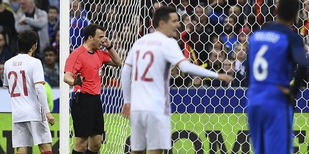 L'arbitrage vidéo sera utilisé  pour la Coupe du Monde de football en Russie, une première.