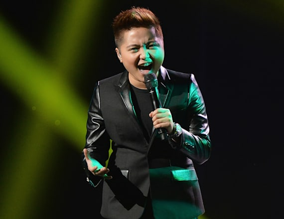 'Glee' star Charice Pempengco shares new name