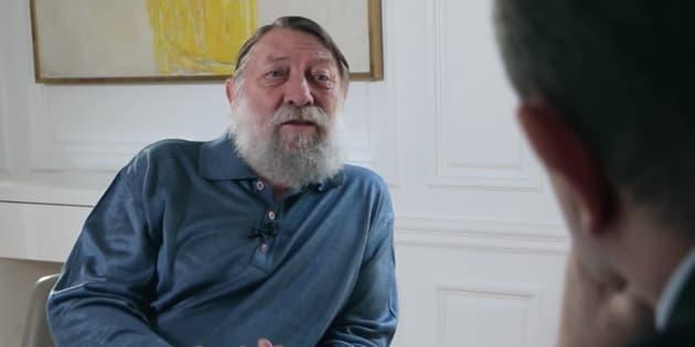 Stéphane Courtois répond à mes questions sur ses recherches sur le communisme.