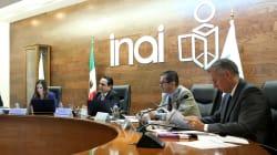 INAI pide 143 millones adicionales para burocracia pese a irregularidades en el