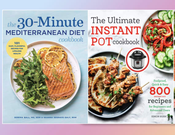 6 free best-selling cookbooks with Kindle Unlimited