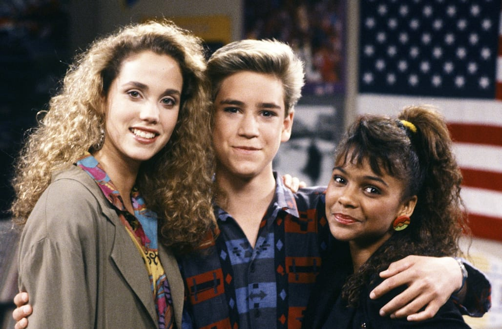 """Image result for saved by the bell"""""""