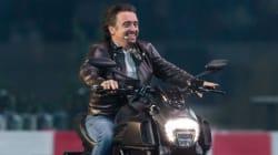Former Top Gear Host Richard Hammond Knocked Out In Horror Motorbike