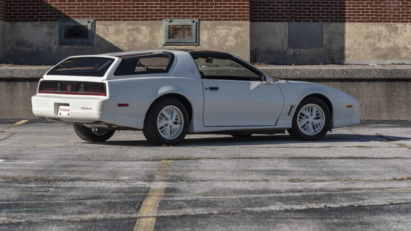 Remember when Pontiac made a Trans Am Kammback grocery getter?