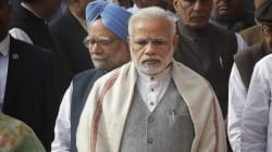 Modi Government Lowers UPA Era Growth