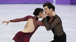 Here's When Tessa Virtue First Met Scott
