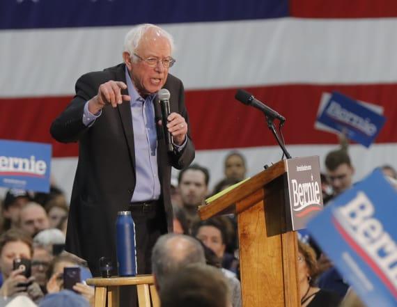 Sanders's surge worries congressional Democrats
