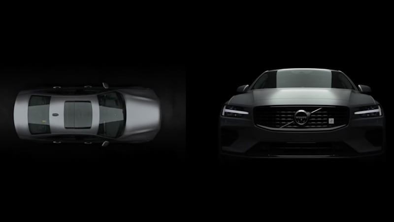 1896464c6b7 Volvo teases new S60 days before official reveal - Purrfect Auto Service