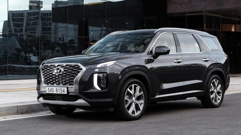 2020 Hyundai Palisade Preview Driving A Korean Market