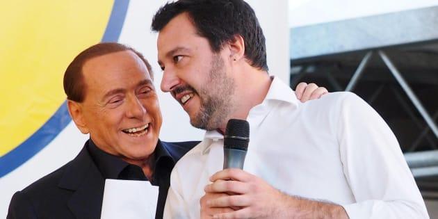 Elezioni 2018: Berlusconi come garante di Salvini di fronte all'Europa