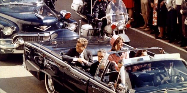 Washington a mis en ligne 2891 dossiers sur l'assassinat de John F. Kennedy à Dallas le 22 novembre 1963.