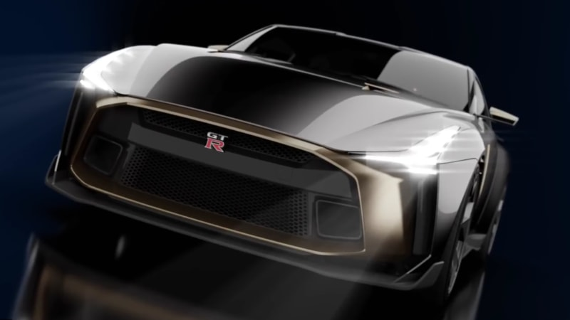 Nissan And Italdesign Will Build 50 Nissan Gt R50 Sports Cars Autoblog