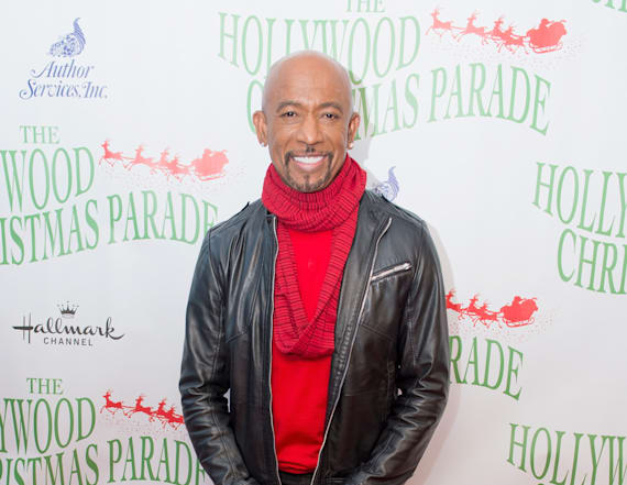 Montel Williams talks smoking pot for 17 years