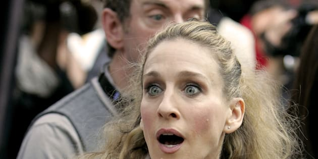 Carrie was shocked to learn Katy didn't like her. Suck it up, sweetheart.