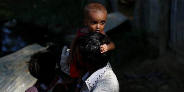 Rohingyas: au moins 6700 personnes dont 730 enfants tués entre août et septembre