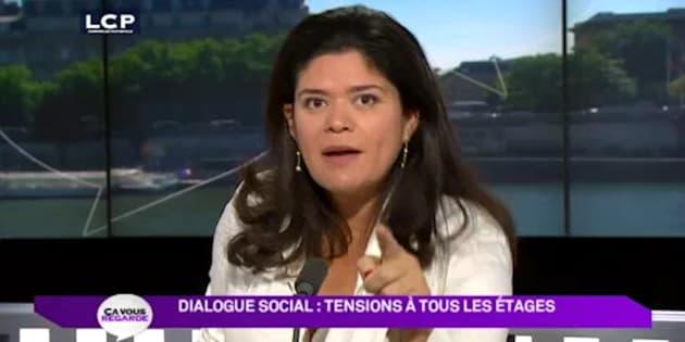 Raquel Garrido recrutée par C8, une contradiction pour cette Insoumise? Pas si simple...