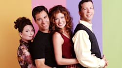 It's Official: 'Will & Grace' Is Coming Back To NBC For 10-Episode