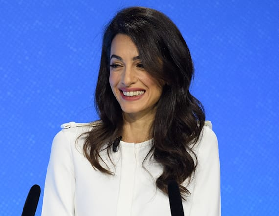 Snag Amal's go-to hair dryer from the Nordstrom sale