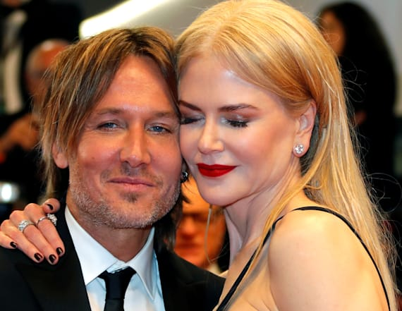 Urban and Kidman celebrate their 11th anniversary