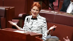 Pauline Hanson Says She's Never Said Anything Racist