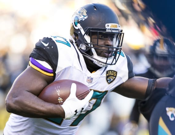 Jaguars' Leonard Fournette involved in car accident