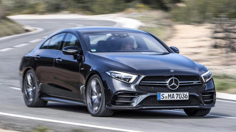 2019 Mercedes-AMG CLS53, E53 will likely cost over $90,000 - Autoblog