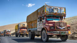Truckers Association Demands Hike In Withdrawal Limit To ₹20,000 Per Day For