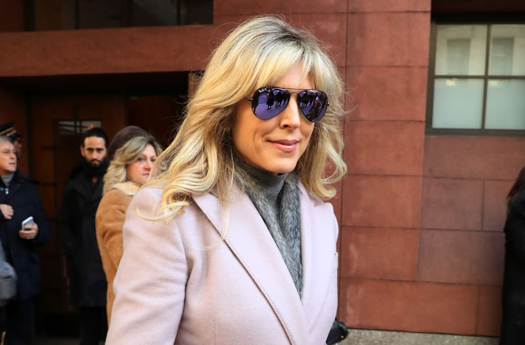 Marla Maples' new man has called Trump 'pathetic' and ...