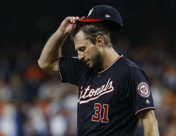 Max Scherzer 'loses' $100K on Cy Young recount