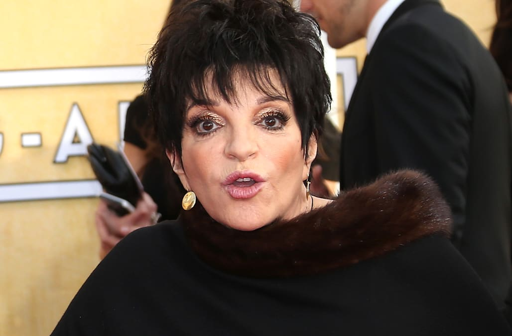 Liza Minnelli has reportedly fallen in love with a married ...