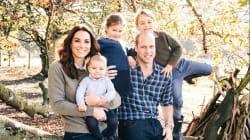 A foto de Natal da Família Real é a prova de que estamos todos ficando (muito)