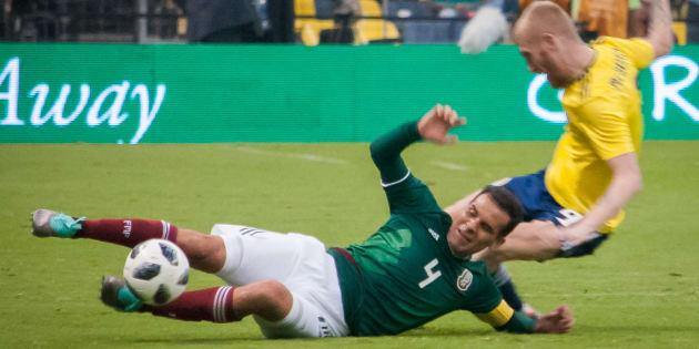 Rafael Márquez ha jugado cinco Copas del Mundo de manera consecutiva. Diego Simón Sánchez/Cuartoscuro