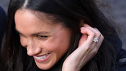 Meghan Markle's Engagement Ring Designer Opens Up On Keeping 'Biggest'