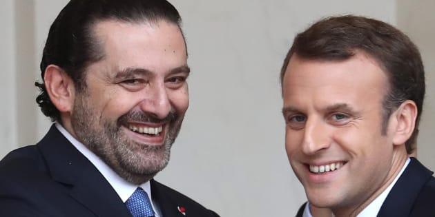 Saad al-Hariri announced his resignation on November 4.