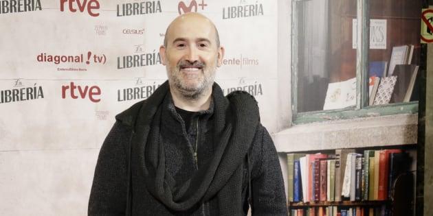 El actor Javier Camara.