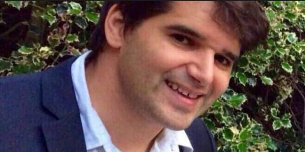 Imagen de archivo de Ignacio Echeverría, que murió en los atentados de Londres.