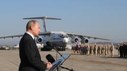 Un avión de transporte ruso se estrella en Siria y mueren sus 32