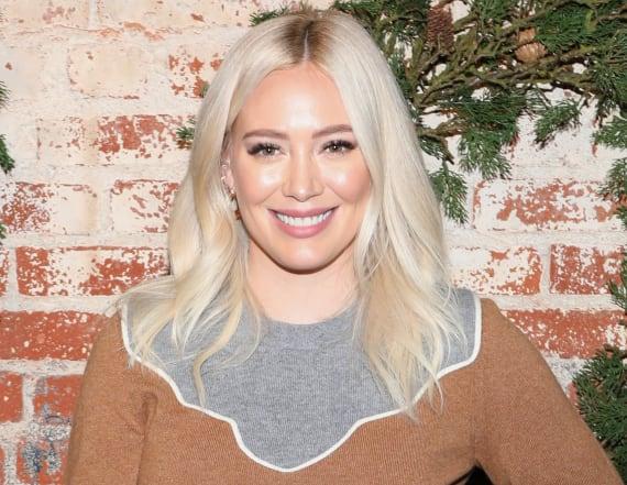 Hilary Duff: 'Lizzue McGuire' revival talks