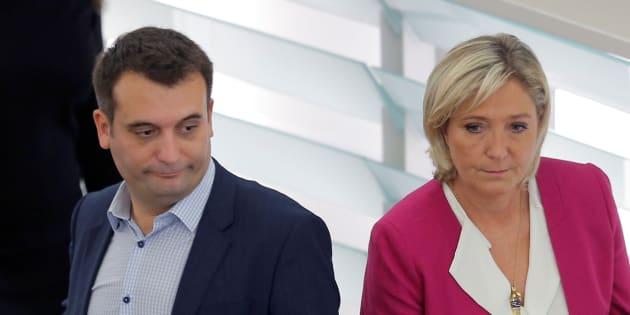 Le départ de Florian Philippot montre que le FN demeure un parti profondément immature et archaïque dans sa gouvernance.