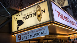 There Were Some Seriously Massive Lines For Cheap Book Of Mormon