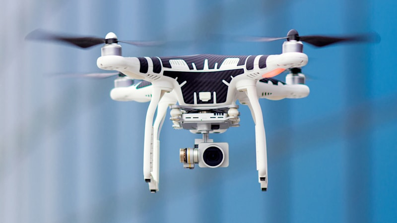 Car companies want protection from drones, and a German