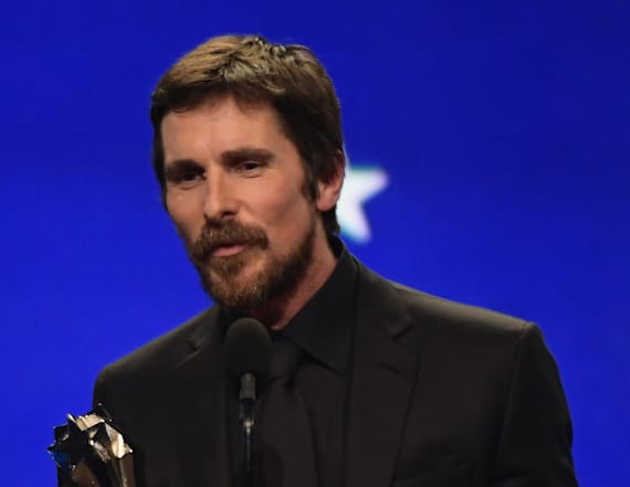 Christian Bale almost played George W. Bush in 'W'