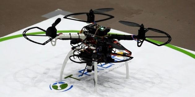 Au Japon, ce drone chassera les employés qui font trop d'heures supplémentaires