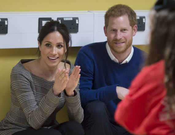 Prince Harry and Meghan Markle's plans for kids