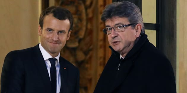 """Les macronistes prétendent défendre """"l'Europe de la paix"""", mais ils participent à l'Europe de la guerre."""