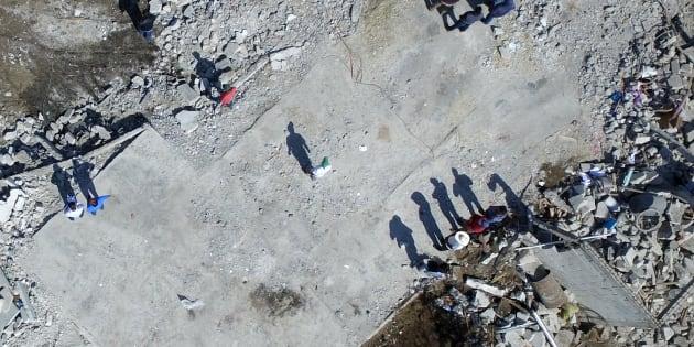 Polvorín explota y mata a 12 personas en Chichota